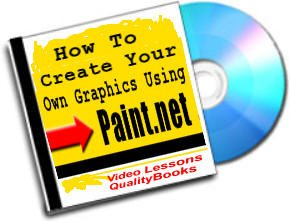 Create Your Own Website Graphics Using Paint.net (Training Videos)