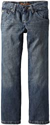 Wrangler Big Boys' Relaxed Fit Boot Cut Jean