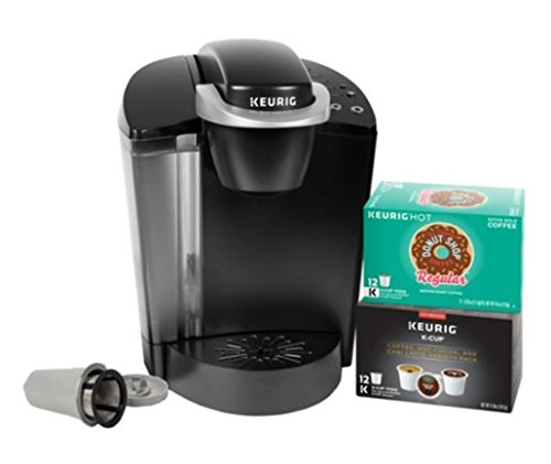 Keurig® K50C Coffee Maker with My K-Cup® Reusable Coffee Filter and 24 K-Cup® Pods (Keurig Single Cup Coffee Filter compare prices)