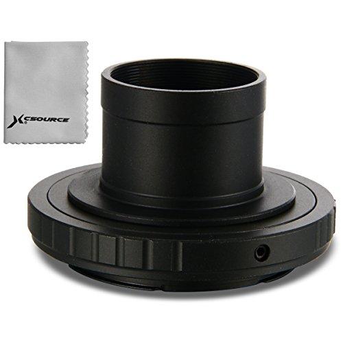 """1.25"""" Telescope Mount + T T2 Lens Adapter Per Nikon DSLR Camera D7100 D800 DC616"""