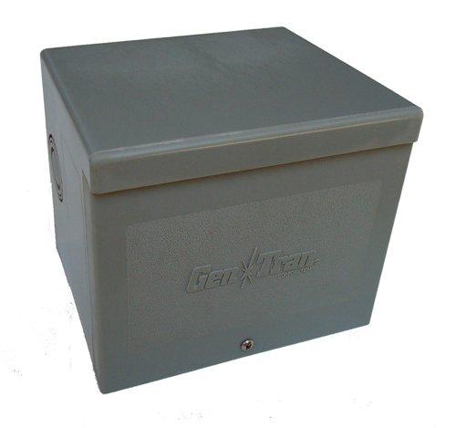GenTran 30 Amp 125-Volt Non-Metallic Generator Power Inlet Box NEMA L5-30 (Discontinued by Manufacturer)