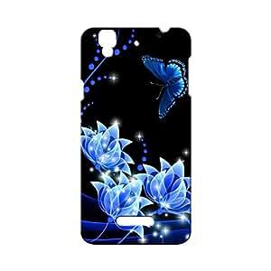BLUEDIO Designer Printed Back case cover for Micromax Yu Yureka - G6638
