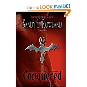 Conquered: The Kivronian Vampire Series (Volume 1)