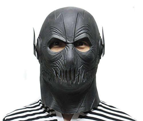 [Halloween Party Cosplay Mask The Flash Man Cosplay Full Face Zoom Mask Helmet] (Female Centaur Costume)
