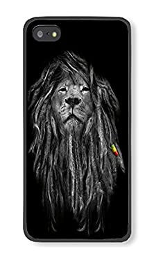 buy Iphone 5/5S Case Rasta Lion Phone Case Custom Black Polycarbonate Hard Case For Apple Iphone 5/5S