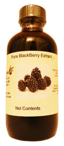 Blackberry Extract 2 oz by OliveNation 2 Ounce Blackberry