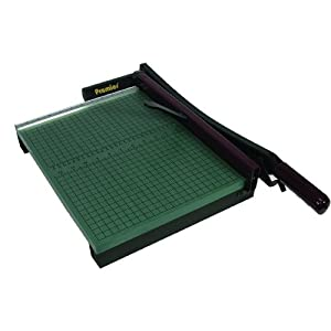 Premier StakCut Green Board Paper Trimmer