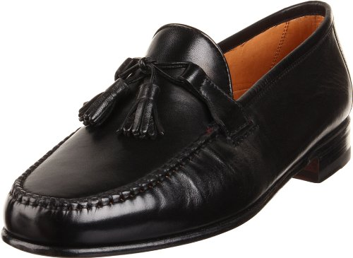 Allen Edmonds Men's Urbino Tassel Loafer,Black,9 D