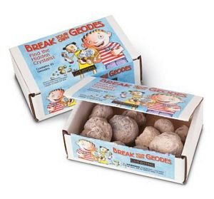 Boxed Break-Your-Own Geodes