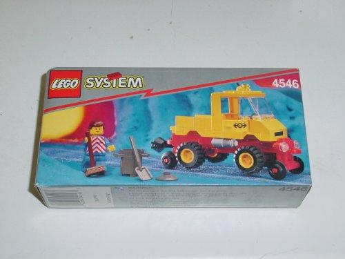 LEGO System Eisenbahn 4546 Schienen- und Strassenfahrzeug kaufen