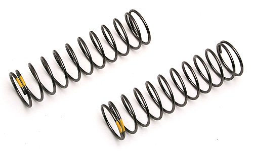 Team Associated 91080 13mm Spring, Rear, 3.1-Pound, Yellow