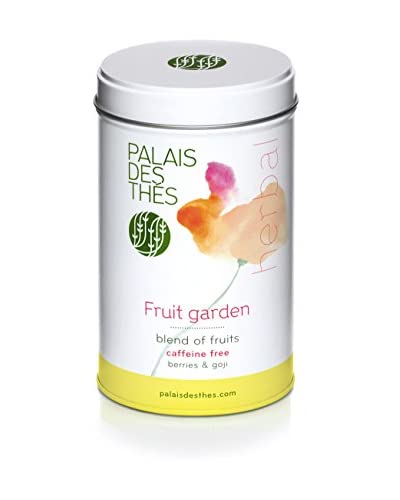 Palais des Thés Caffeine Free Herbal Infusions Fruit Garden