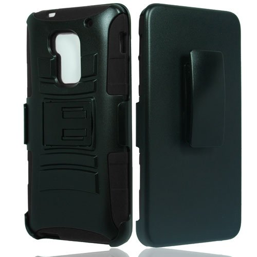 htc-one-max-t6-hybrid-hard-case-cover-belt-clip-holster-with-stand-black-curve