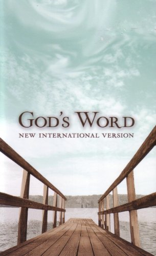 God's Word [Holy Bible]: New International Version (NIV) 933, Biblica