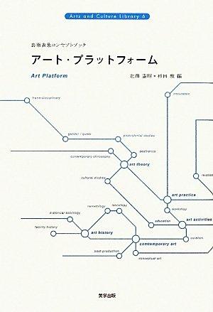 芸術表象コンセプトブック アート・プラットフォーム