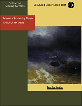 Mystery Stories by Doyle written by Arthur Conan Doyle