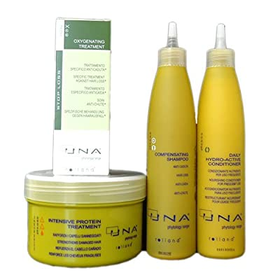 UNA Combination Set II for Hair Loss