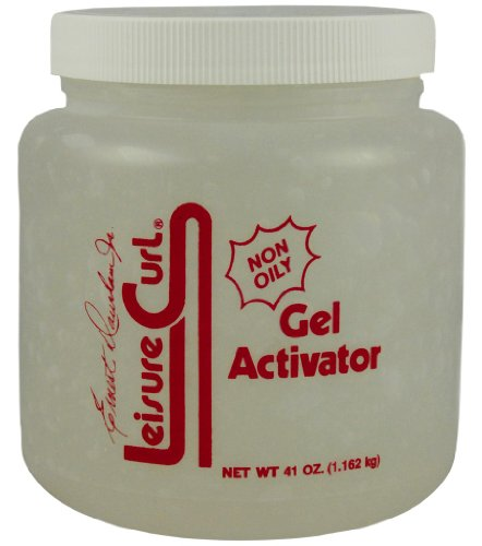 Leisure Curl Gel Activator - Regular 41 oz. (Pack