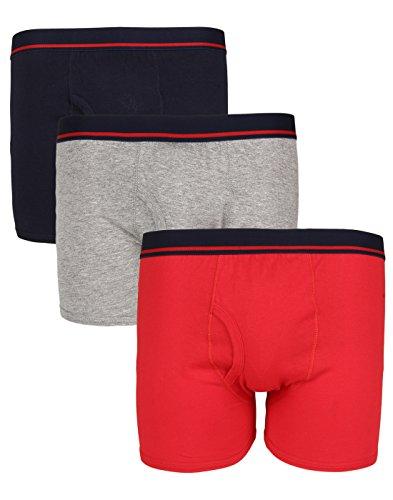 Yepme Men's Cotton Trunks – YPMTRK3PC0008-$P