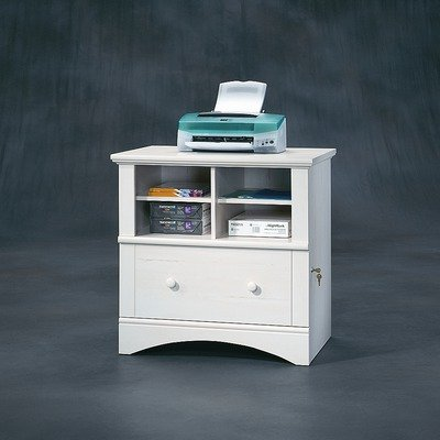 Sauder Harbor View 1 Drawer Lateral Wood File