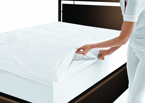 Sleep Innovations 2-Inch Memory Foam Queen Mattress Topper