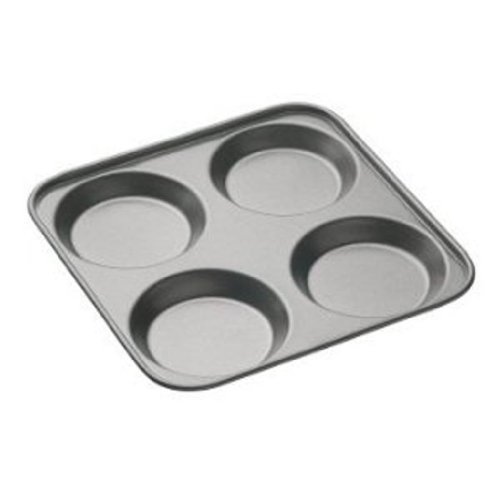 Master Class Non-Stick Four Hole Yorkshire Pudding Pan KCMCHB16
