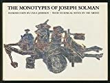 img - for The Monotypes of Joseph Solman book / textbook / text book