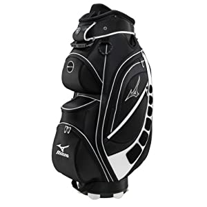 Mizuno Neo Cart Bags Black