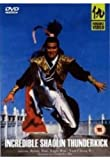 echange, troc Incredible Shaolin Thunderkick [Import anglais]