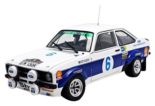 ford-escort-rs1800-bjorn-waldegard-winner-rally-acropolis-1977-diecast-model-car-by-sunstar