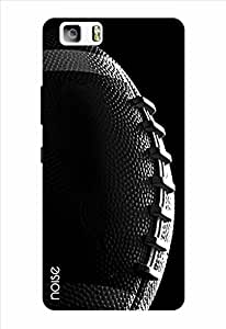 Noise All Blacks Printed Cover for Huawei P8 Lite