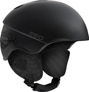 Red by Burton Men's Hi-Fi Helmet - Shaun White M