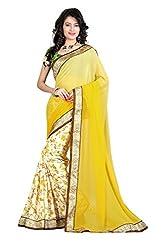 Ruaab Fashion Women Georgette Semi stiched Dress(RF_AD_169)