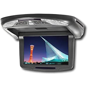insignia mobile dvd player w 9 5 overhead lcd monitor. Black Bedroom Furniture Sets. Home Design Ideas