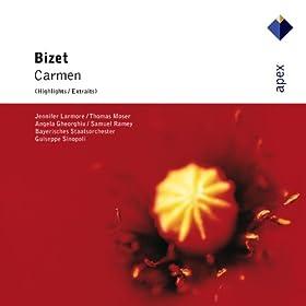"""Bizet : Carmen : Act 2 """"Tor�ador, en garde!"""" [Chorus, Escamillo, Carmen, Andr�s, Zuniga, Frasquita, Mercedes]"""