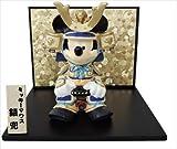吉徳 五月人形 ミッキーマウス 武者人形 (鎧兜)