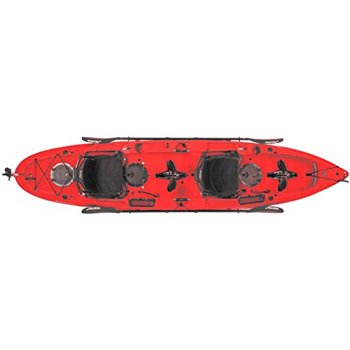 Hobie Mirage Outfitter Kayak – Hibiscus