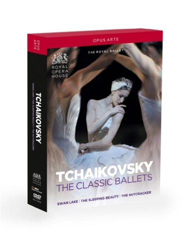 TCHAIKOVSKY: The Classic Ballets Box [3 DVDs]