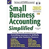 img - for Small Business Accounting Simplified (Small Business Made Simple) [Paperback] [2010] 5th Edition Ed. Daniel Sitarz book / textbook / text book