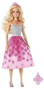 Mattel Barbie Princess Barbie Doll and Gift for Girl Necklace at Sears.com