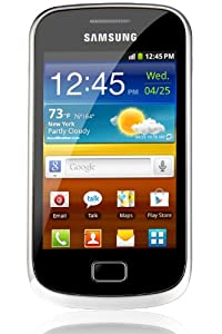 Samsung S6500 Galaxy Mini 2 Sim Free Mobile Phone - Yellow from Samsung Phones
