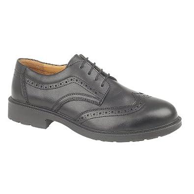 Amblers Steel FS44 Safety Brogue / Mens Shoes / Safety Shoes (6 UK) (Black)