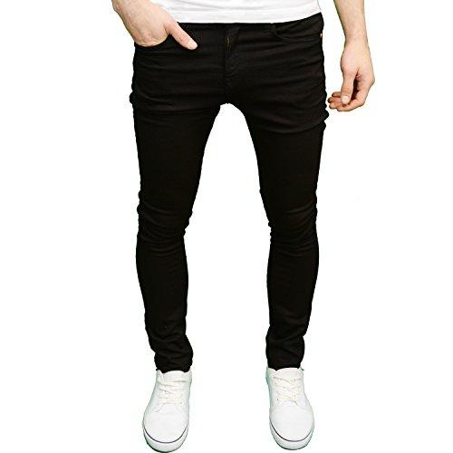 526Jeanswear -  Jeans  - Uomo Black W32 / L32