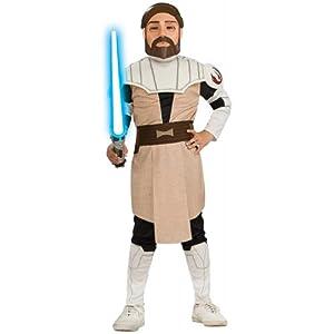 Obi-Wan Kenobi™ Kostüm für Kinder Star Wars™ - 3-4 Jahre