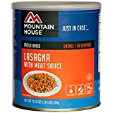 Mountain House, Lasagna with Meat Sauce