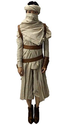 Rey Cosplay Costume