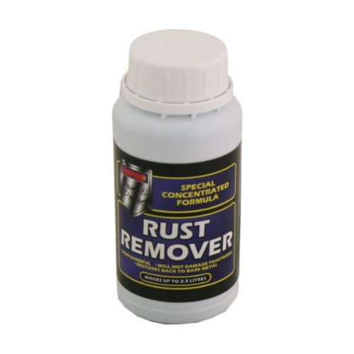 Rust Remover 250ml 'Concentrated' X Pack Of 2