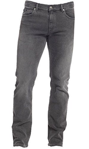BOSS BLACK Jeans | Maine ( Regular Fit ) medium grey SOFT STRETCH (W38/L32)