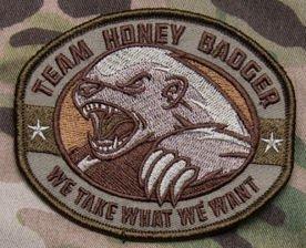 Team Honey Badger
