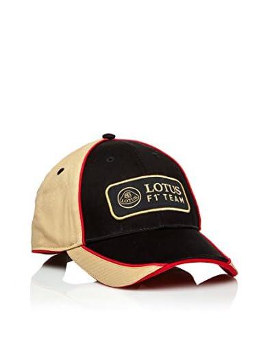Lotus Cappellino con Visiera F1 Replica [Nero]